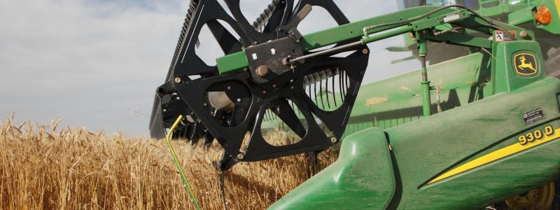combine wheat header