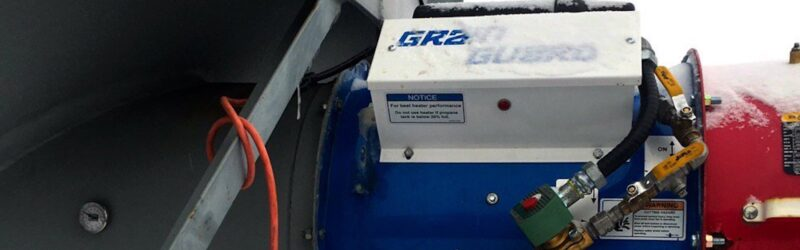 Grain Guard heater
